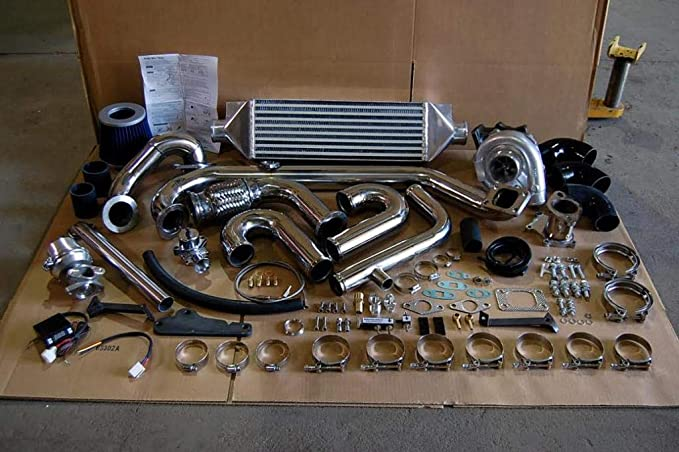 Jeep Wrangler 4.0L 97-04 Stage 2 TJ OFFROAD TURBO KIT 40/% MORE POWER