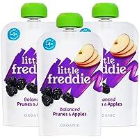 Little Freddie Balanced Prunes & Apples, 100 g, purple