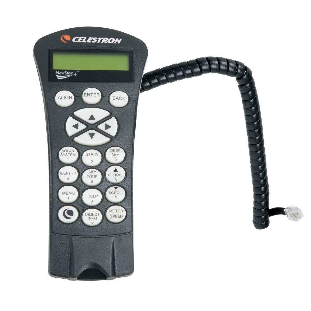 Celestron Nexstar+ Hand Control USB, AZ 93981 (Black) by Celestron