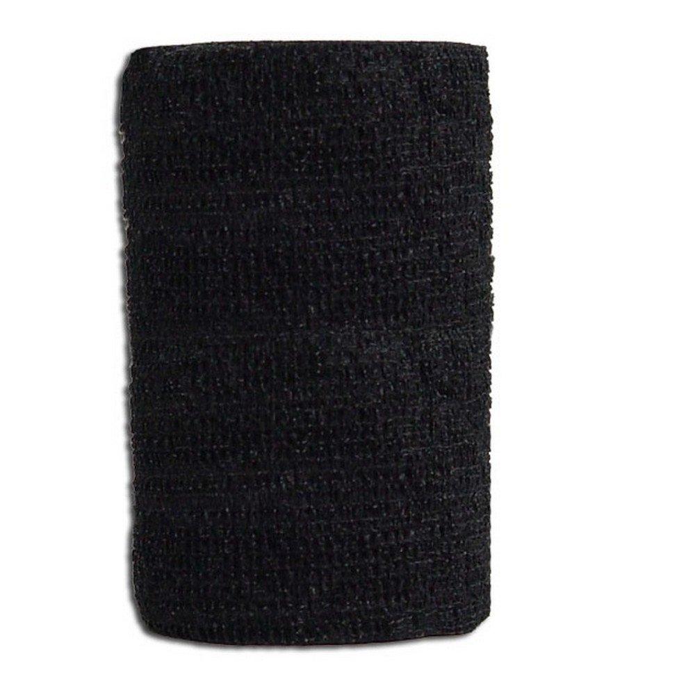 Andover Vet Ecoflex Black Bandages (100 Pack) (Black)