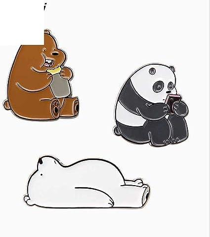 We Bare Bears crochet | Amigurumi Keychain | Shopee Malaysia | 435x425