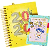 Alicia Souza - 2020 The Ultimate Planner Diary | Free Pocket Planner & Planner Box | Goals & to-Do Lists | Cute Illustrations | Height - 22cm; Width - 17cm
