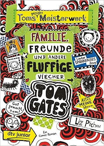 Tom Gates 12: Toms geniales Meisterwerk