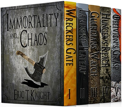 Immortality And Chaos Complete Box Set by Eric T Knight ebook deal