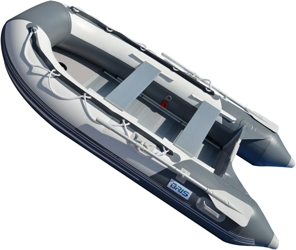 Amazon.com: Bris 10.8 ft Inflatable Boat Rafting inflable ...