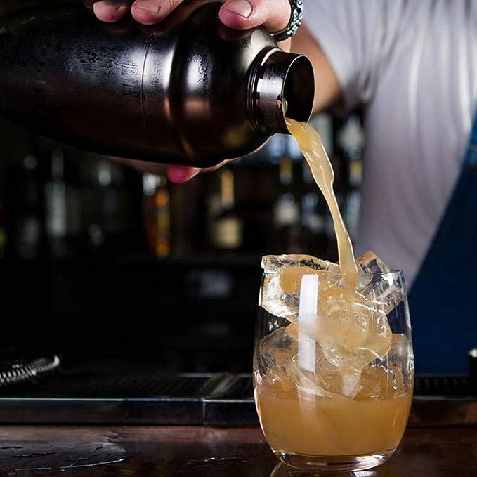 Compra YLL Cocktail Shaker Set Barras de Acero Inoxidable Juego de ...