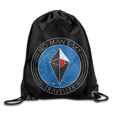 438cbee851 Show Time NMS Logo Backpack Gymsack Drawstring Rucksack  Amazon.co.uk   Clothing