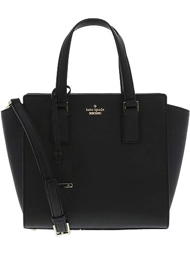 e6b365578 Amazon.com: Kate Spade New York Women's Small Hayden Tote Bag, Black ...