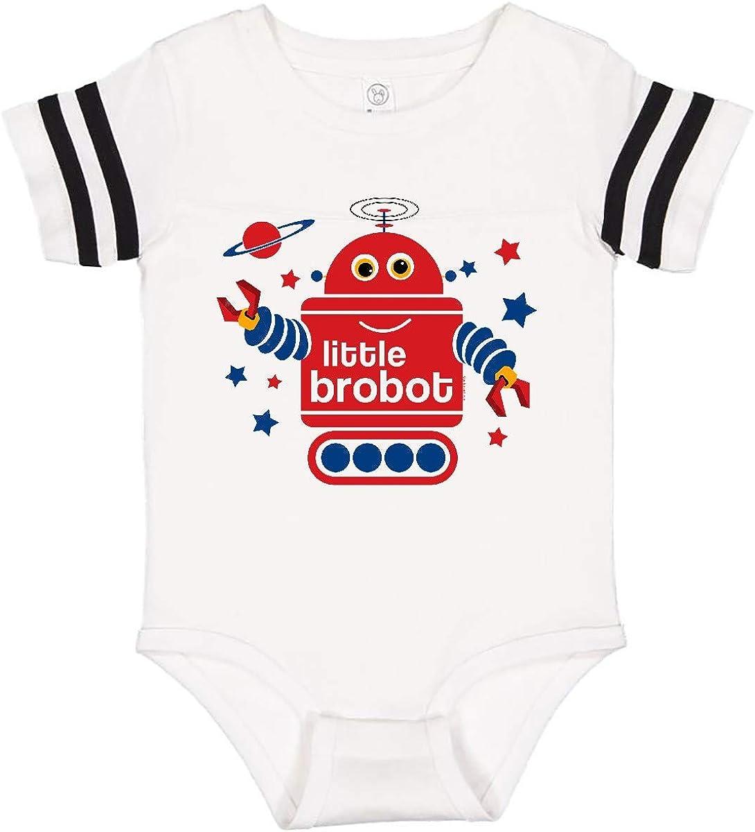 inktastic Robotics Girl Robot Gear Infant Creeper