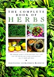 The Complete Book of Herbs, Andi Clevely and Katherine Richmond, 0831711647