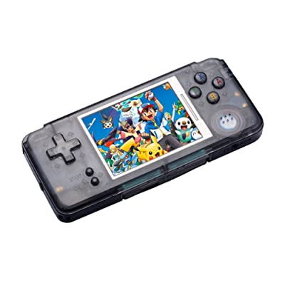 Greyghost Handheld Game Console, CXYP 3.0 inch Game Console Portable Video Game Player Built in 800 Games for Kids gift: Toys & Games