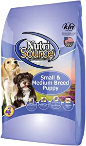 Nutri Source Small and Medium Breed Dog Food