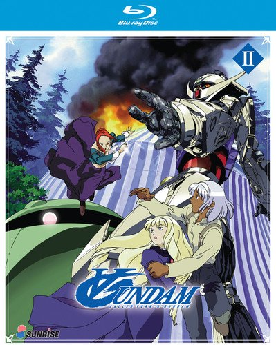 Blu-ray : Turn A Gundam: Collection 2 (Widescreen, , 3 Pack, 3 Disc)