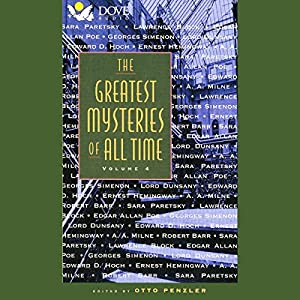 The Greatest Mysteries of All Time: Volume 4 Audiobook