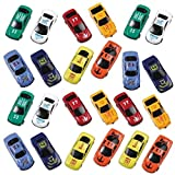 Amscan Fun-Filled Die Cast Cars Party Mega Value Pack Favours, Metal, 2'', Pack of 24