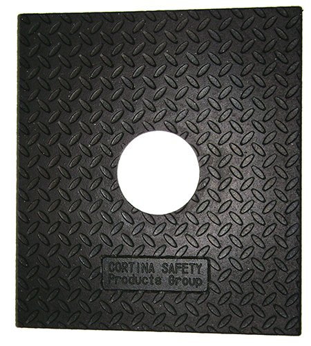 Cortina 10 lb Square Base, 15'' X 14'' X 3'' , 03-730