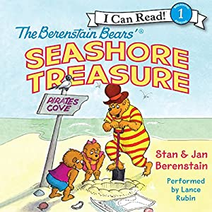 The Berenstain Bears' Seashore Treasure Audiobook