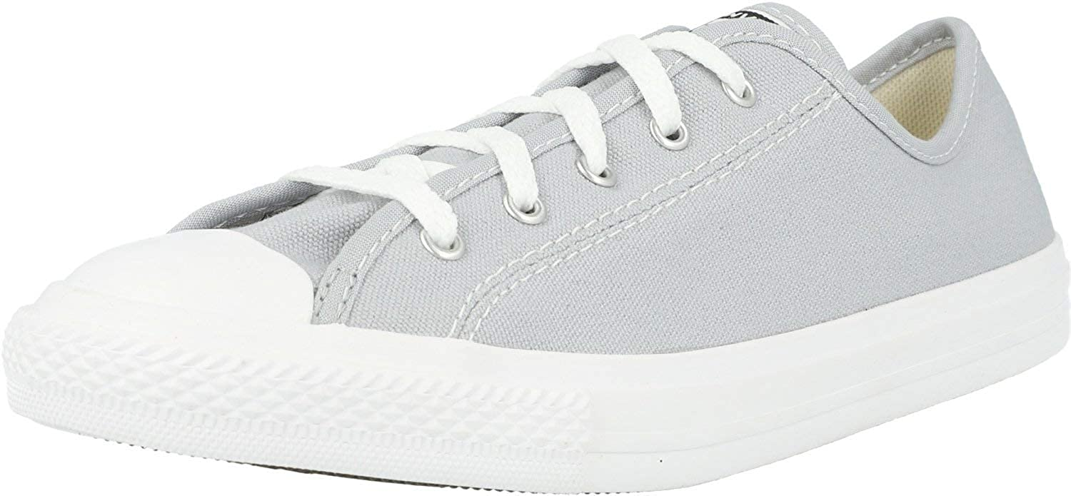 converse chuck taylor all star low trainers in grey