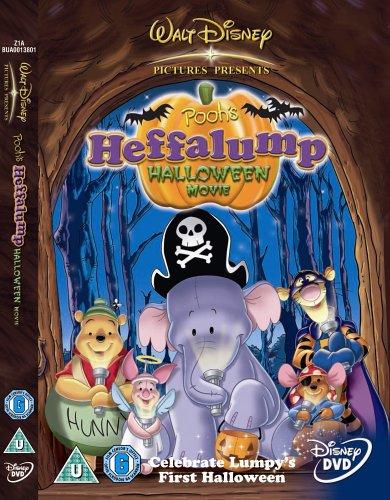 winnie the pooh poohs heffalump halloween dvd amazoncouk dvd blu ray