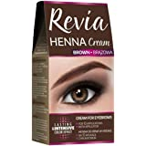 Delia Cameleo Eyebrow Tint Cream Dark Brown 3 0 Amazon Co Uk Beauty