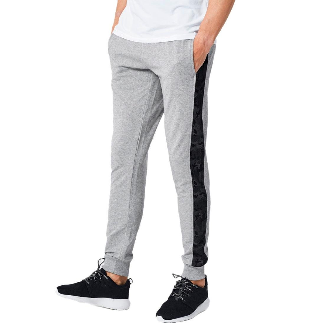 Allywit Men Sport Pants, Mens Casual Jogger Dance Sportwear Baggy Harem Pants Slacks Trousers Sweatpants