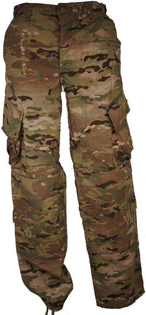 US Original Gi Fire Retardant ACU Pants Multicam