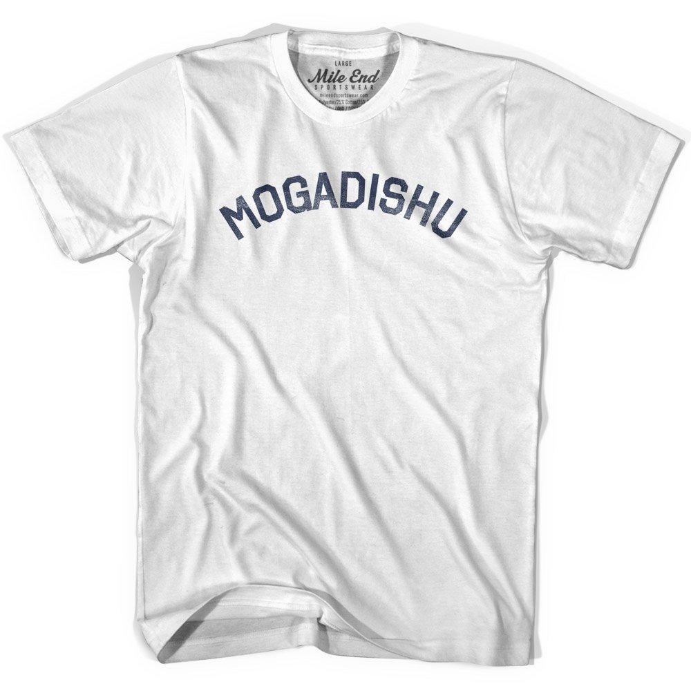 Mogadishu City Vintage T-Shirt