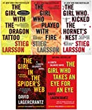 The Girl with the Dragon Tattoo Book Series (Millennium Series)