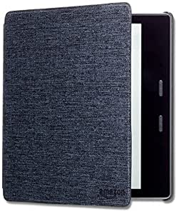 Kindle Oasis Water-Safe Fabric Cover (9th Generation 2017) - Charcoal Black