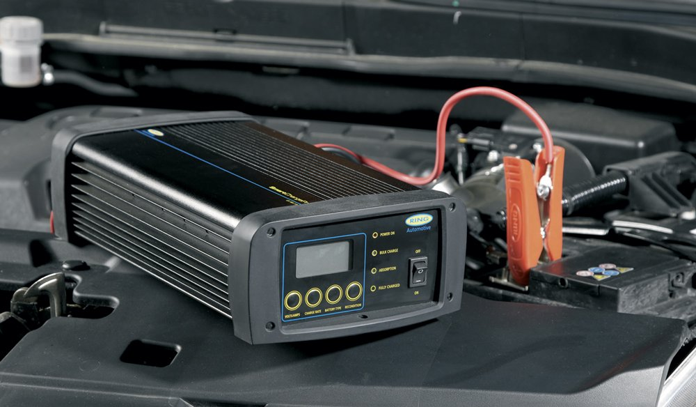 12 V 50 A Ring Automotive RSCPR50 Smart Charge Pro
