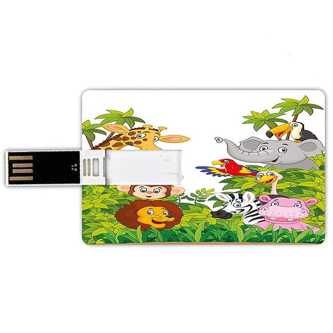 16GB Forma de tarjeta de crédito de unidades flash USB Moderno ...