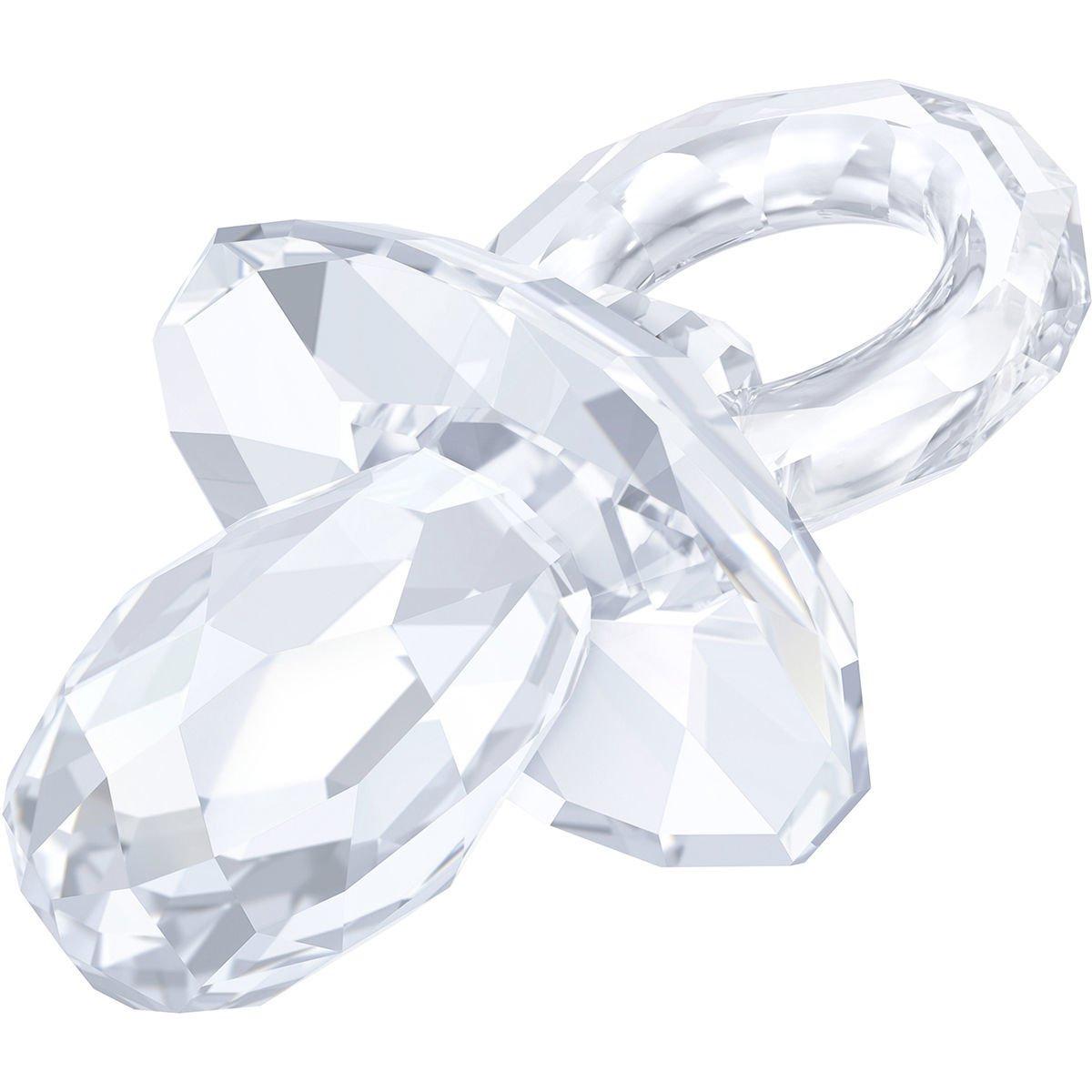 Amazon.com: Swarovski Schnuller, cristal, transparente ...
