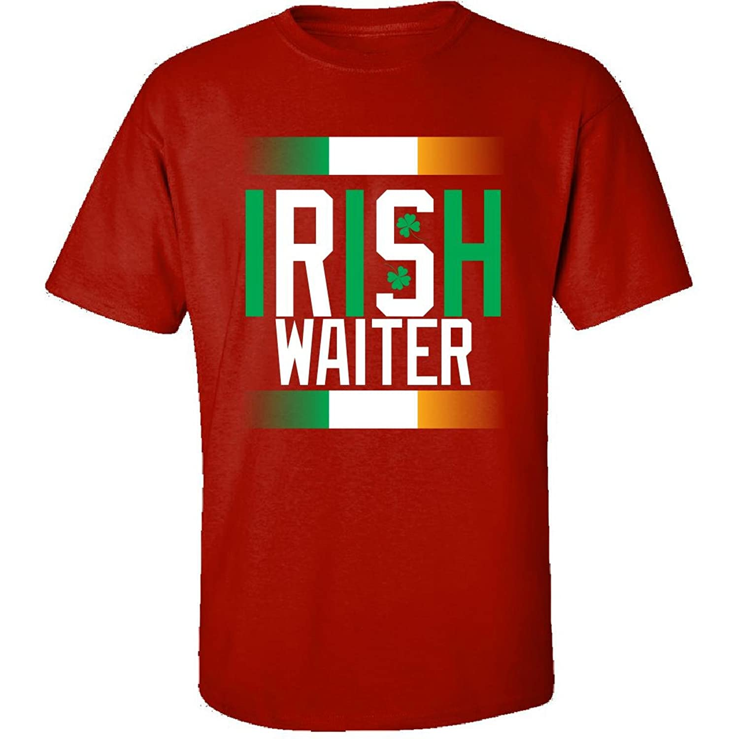 Irish Waiter Beautiful St Patrick Day Gift For Waiter - Adult Shirt