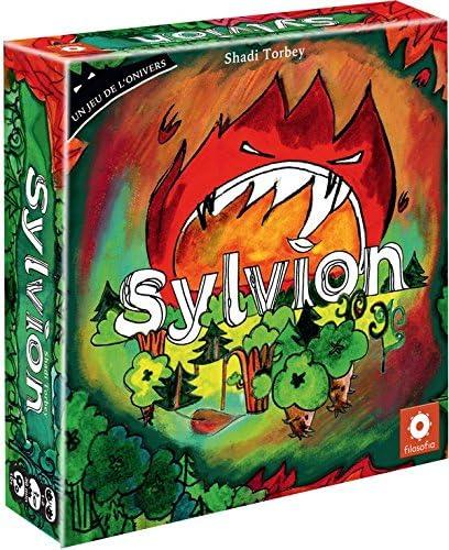 Asmodee – oni02 N – Juego de salón – sylvion: Amazon.es: Juguetes y juegos