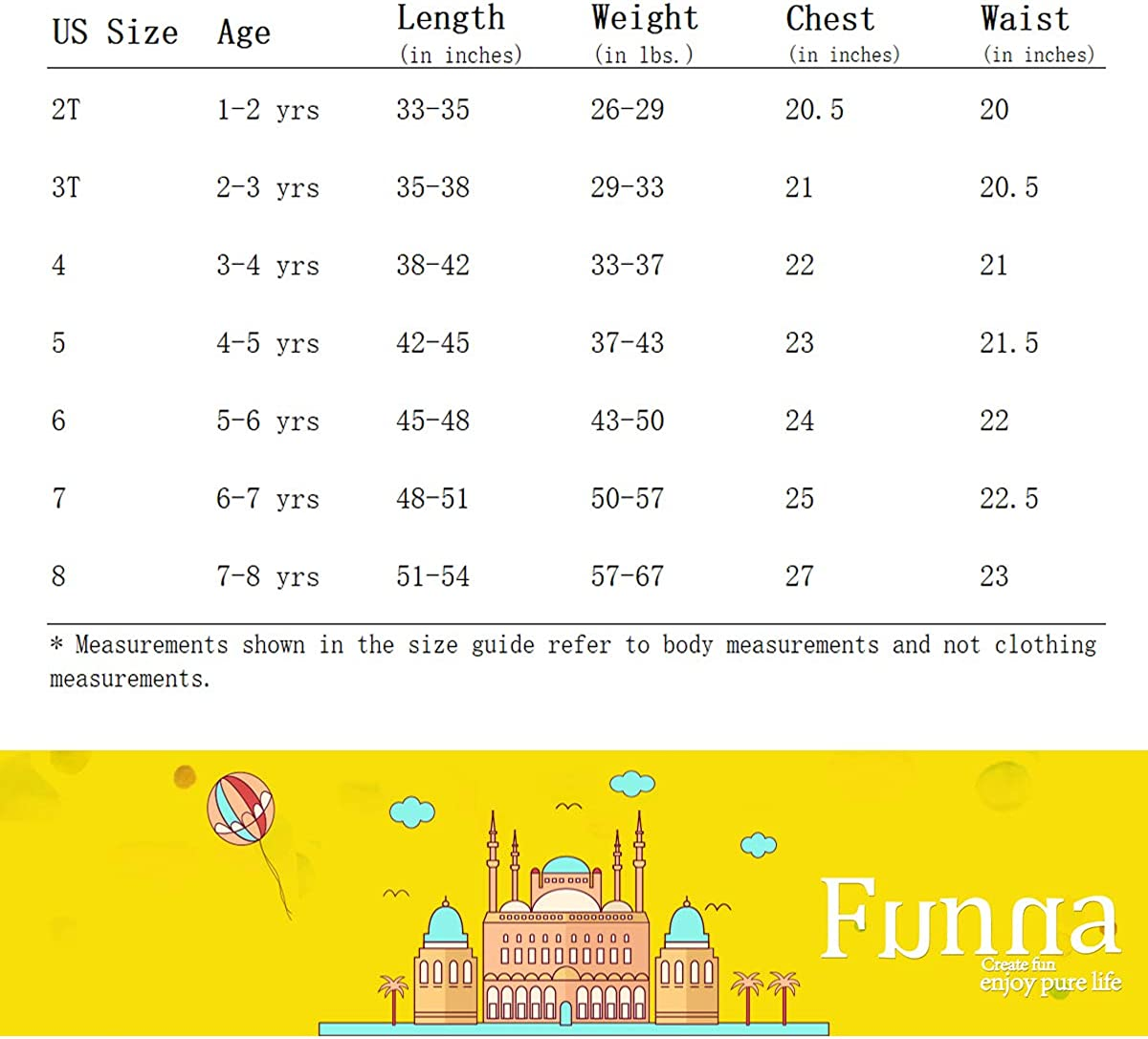 FUNNA Princess Costume for Girls Dress Up Snow with Long Cap Fancy Party