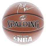 #10: John Wall Washington Wizards Autographed Spalding NBA Basketball - JSA Authentic