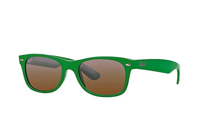Ray-Ban Sonnenbrille Mod. 2132 Gafas de sol, Verde (Grün ...