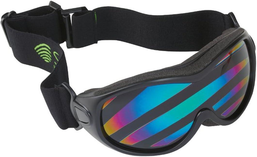 Terrasensa Specs Verdunklungsbrille schwarz Gleichgewichtstraining Therapie