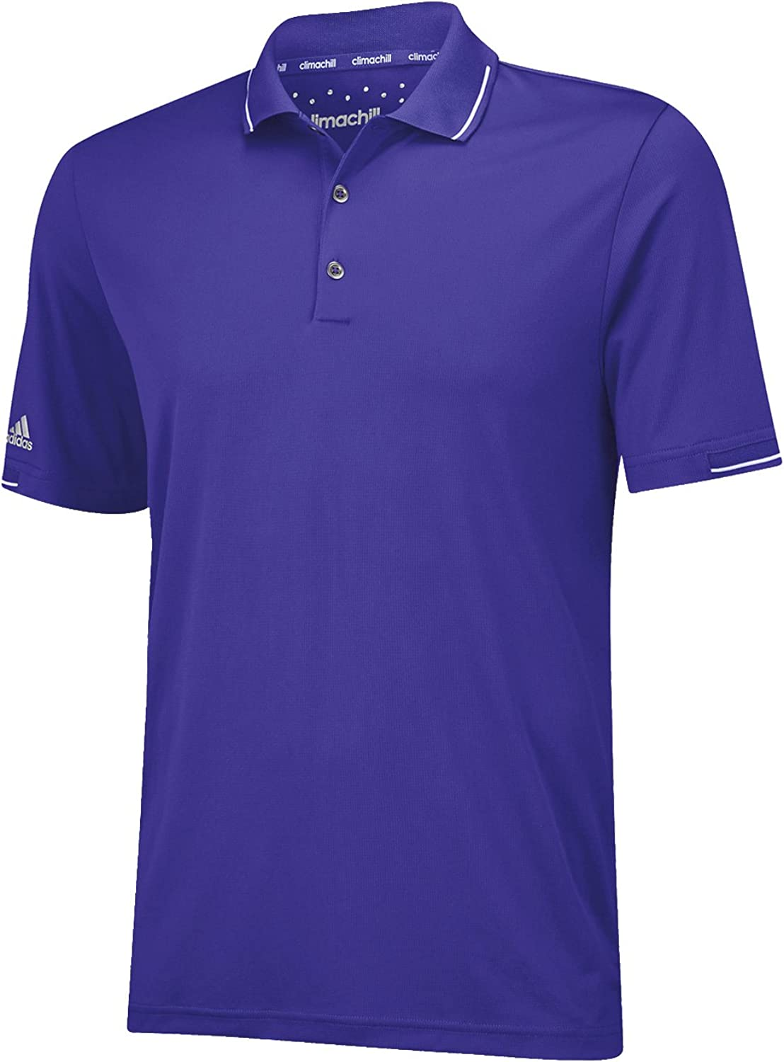adidas Golf Men's Climachill Solid Polo