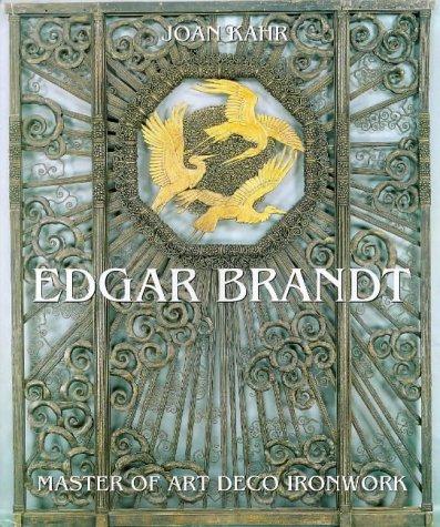 Edgar Brandt: Master of Art Deco Ironwork