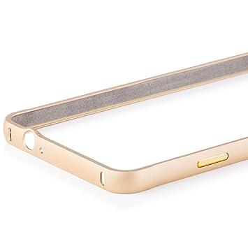 Samsung Galaxy Alpha   iCues de parachoques de aluminio de ...