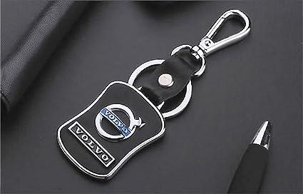 Llavero para llaves de coche, diseño con logotipo de Volvo
