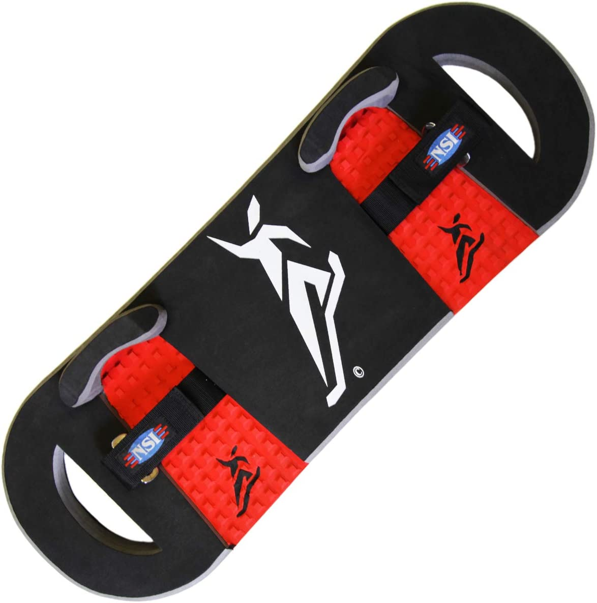 NSI Trampoline Bounceboard Red