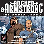 Archer and Armstrong #4 | Fred Van Lente