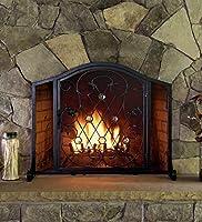 Plow & Hearth Bellehaven Fireplace S...