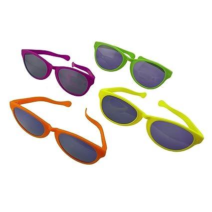 Amazon.com: tytroy de plástico Jumbo anteojos de sol (1 ...