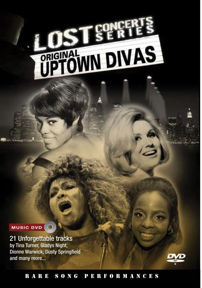 Up-Town Divas: Lost Concert Series by WELL GO USA