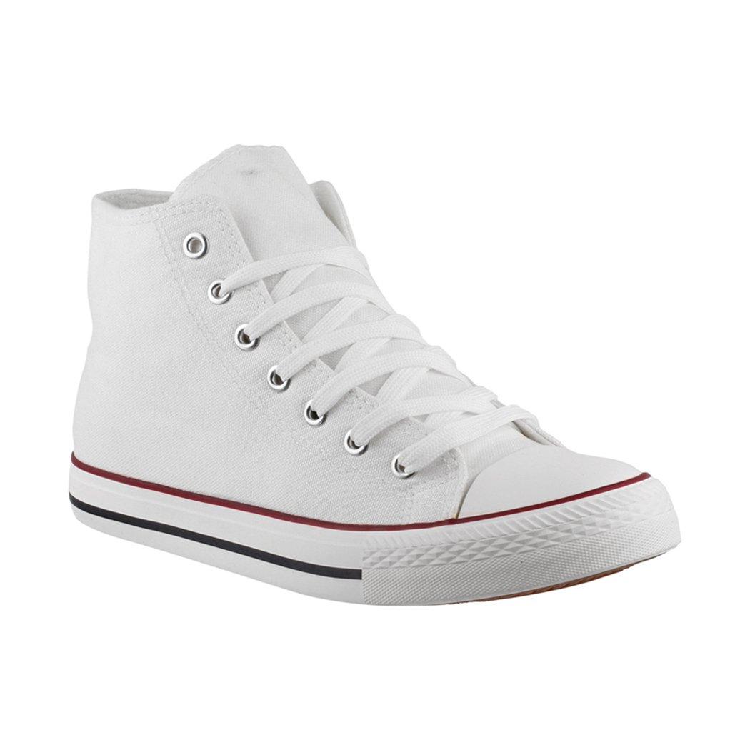 Elara Elara Low-Top Femme White B00IJNL1GC Basic (F?llt Eine Nummer Nummer Gr??er Aus) 68a260c - avtodorozhniks.space