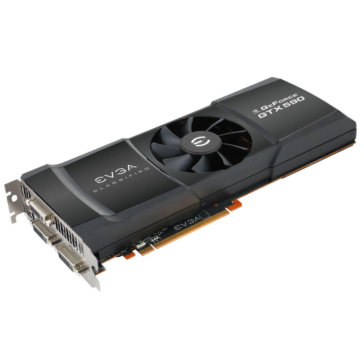 EVGA GeForce GTX 590 Windows 7 64-BIT
