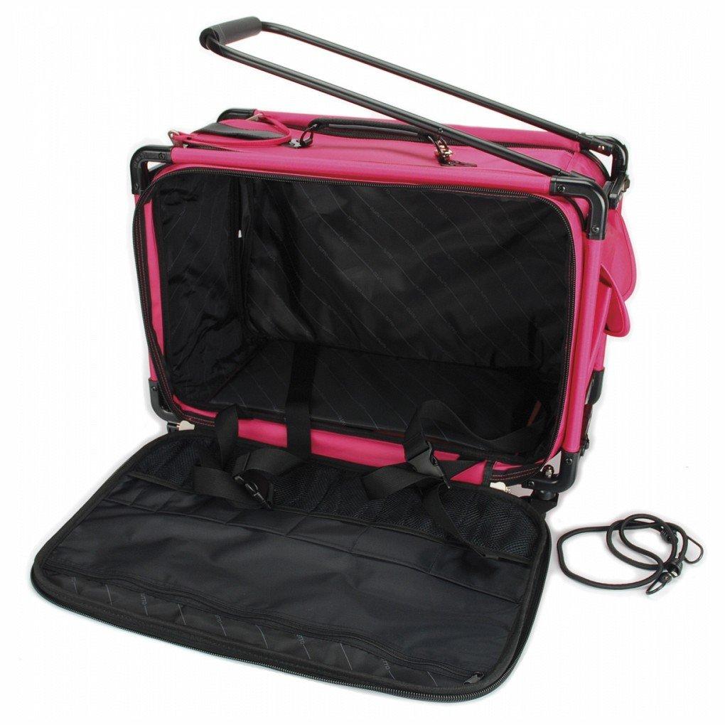 TUTTO Machine On Wheels Case 23'X15'X12'-Pink